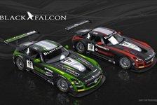 Blancpain GT Serien - Saudische und russische Initiative: Black Falcon mit zwei Mercedes auf der Langstrecke