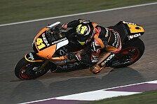 MotoGP - Aleix Espargaro knapp am Podium vorbei: Forward dominiert Open-Klasse in Katar
