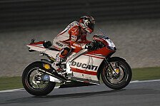 MotoGP - Neue Regeln, alte Probleme: Dovizioso beim Auftakt in Katar