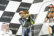 MotoGP - Er wei�, dass er zu Hause ist: Jarvis: Rossi ist Titelkandidat