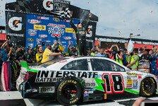 NASCAR - Bilder: Auto Club 400 - 5. Lauf