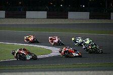 MotoGP - Taktik, Ausgeglichenheit und St�rze : Die neuen Reifen und ihre Auswirkungen