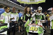 MotoGP - Defekt legt Bautistas Honda lahm: Bautista muss am Samstag zittern