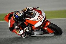Moto2 - Der Rookie im Interview: Folger: So geht es in der Moto2 zur Sache