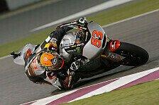 Moto2 - Getriebeprobleme endlich behoben: Rabat: Gl�cklich nach Pole und Rekord