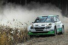 Rallye - Wiegand peilt in Griechenland Top-3-Ergebnis an