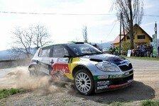 Rallye - Rebenland: Sieg für Baumschlager, Saibel Dritter