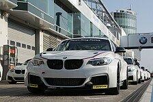 Mehr Sportwagen - Alex Mies erster Teilnehmer: BMW startet neues Juniorprogramm