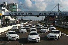 VLN - Erste Testrunden am Mittwoch: Endlich: BMW M235i Racing ausgeliefert