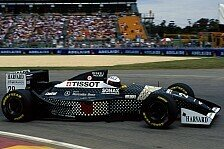 Formel 1, Bilderserie: Die zehn besten Sauber-Boliden
