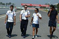 Formel 1 - Ab Silverstone im neuen Gewand: Neuer Kleidungspartner f�r Williams