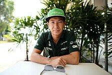 Formel 1 - So ist die Formel 1: Kamui Kobayashi: Rennen gegen die Zeit