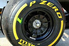 Formel 1 - Bilderserie: Bahrain GP - Die Reifen in Sakhir