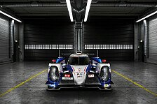 WEC - Video: Der Toyota TS040 Hybrid in Action