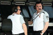 Formel 1 - Keine fundamentalen Probleme: Boullier: 2014 kein �bergangsjahr f�r McLaren