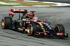 Formel 1 - Gro�es Potenzial: Lotus stellt sein Junior-Team f�r 2014 vor