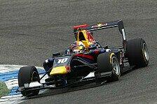 GP3 - Kirchh�fer in den Top-Ten: Lynn an Tag zwei in Estoril Schnellster