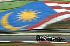 Formel 1 - Ein Wochenende zum Vergessen: Defektteufel sucht Sauber heim