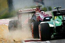 Formel 1 - Schwierig zu fahren: Neue Formel 1: Knackpunkt Wheelspin