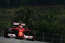 Formel 1 - Schon wieder in der Krise?: Ferrari auf der Suche nach 35 Sekunden