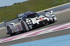 WEC - Porsche-Topspeed sorgt f�r Gespr�chsstoff: Prolog: Audi und Porsche Kopf an Kopf