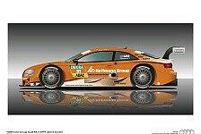DTM - Uhrwerk Orange: Vorgestellt: So sieht Greens neuer Audi aus