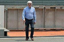 Formel 1 - Transparenz verhindert: Justiz glaubt nicht an Erpressung Ecclestones