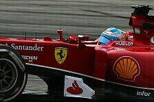 Formel 1 - Beste Partnerschaft der Unternehmensgeschichte: Santander will noch zehn Jahre in der F1 bleiben