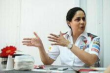 Formel 1 - Andere Zeitdimension: Monisha Kaltenborn: An Russland-Deal dran