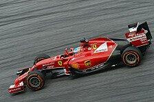 Formel 1 - Das Ziel ist die Spitze: Domencali: Abstand zu Red Bull nicht so gro�