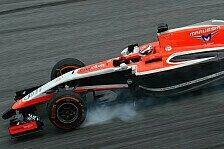 Formel 1 - Bringt Marussia beide Autos durch?: Marussia Vorschau: Bahrain GP