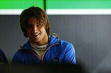 Formel 1 - Gro�er Druck am Freitag: Merhis Plan: Im Training zur Superlizenz
