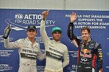 Formel 1 - Bilder: Malaysia GP - Samstag