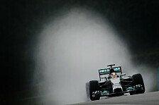 Formel 1 - Land unter auch am Sonntag?: Die Wetterlotterie von Sepang