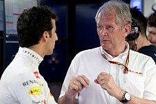 Formel 1 - Renault und Messger�t in der Kritik: Verbaler Rundumschlag von Marko