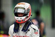 Formel 1 - Ich habe es in der ersten Kurve verbockt: Magnussen nimmt Schuld f�r Crash auf sich