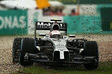 Formel 1 - McLaren auf Wiedergutmachung aus: McLaren Vorschau: China GP
