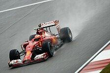 Formel 1 - H�tte noch viel schlimmer kommen k�nnen: R�ikk�nen: Unerkl�rliche Probleme im Regen