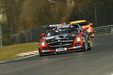 VLN - Black Falcon holt Pole-Position