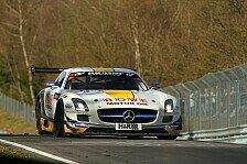 NLS - Rowe Racing meldet sich voller Kampfgeist zurück