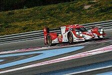 WEC - Aston Martin leichter, aber h�her: Spezifikationen f�r LMP1-L und GTE stehen