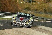 VLN - D�rr-McLaren auf Rang zwei: Marc VDS triumphiert in der Eifel