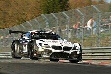 VLN - Reifenschaden kostet Podestplatz: Erfolgreicher VLN-Lauf f�r BMW
