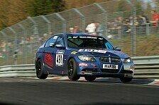 VLN - Platz zwei f�r den BMW 125i: H�hen und Tiefen f�r Rent4Ring