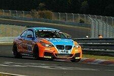 VLN - Eifelblitz auf Pole-Position: BMW M235i Cup - Sieg f�r Adrenalin Motorsport