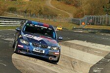 VLN - Hoffnung auf ein gutes Ergebnis: Rent4Ring: Drei Autos beim dritten Lauf
