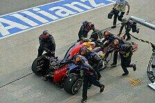 Formel 1 - Red Bull f�r fehlenden Helm verwarnt: Ricciardo: Zehn Startpl�tze zur�ck in Bahrain