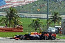 Formel 1 - Start �berraschend schlecht: Vettel atmet auf: Zur�ck auf dem Podest