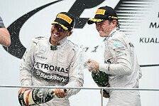 Formel 1 - Wolff: Nicht selbstgef�llig werden: Mercedes: Alles fest im Griff, aber auf der Hut