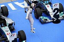 Formel 1 - Die Silberpfeile gl�nzen: Malaysia GP: Die Tops und Flops